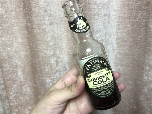 コーラ キュリオスティ・コーラ 世界一 おいしい