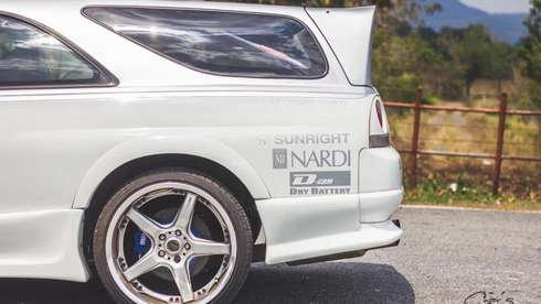 GT-R R33 ワゴン