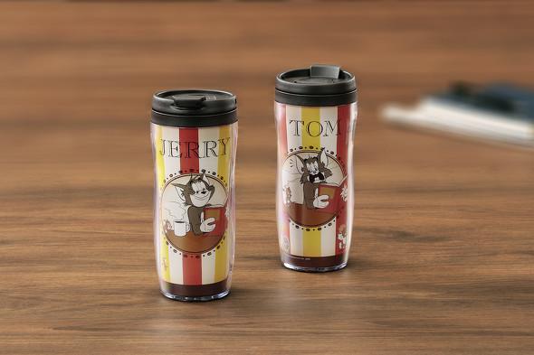 タリーズコーヒー×トムとジェリー