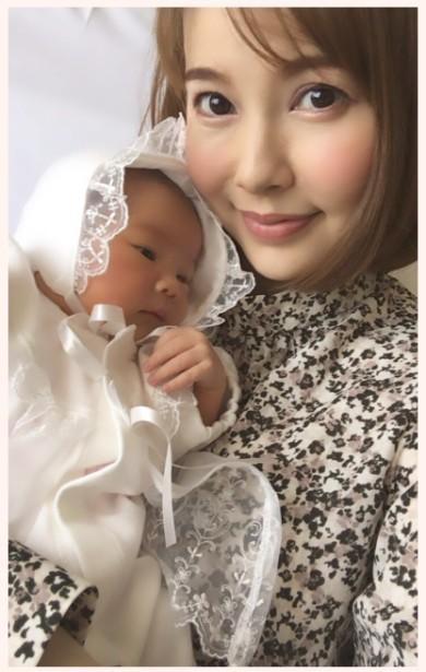 上原さくら 出産 再婚 ブログ 娘