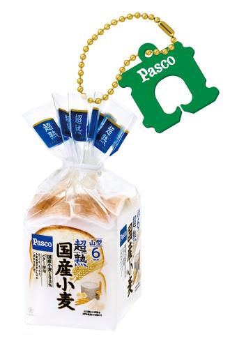 「超熟 国産小麦 6枚スライス」