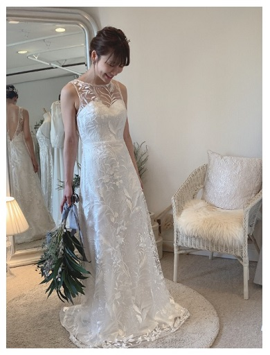 あいのり 桃 結婚 ウエディングドレス