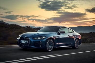 BMW「4シリーズ」(写真:ビー・エム・ダブリュー、以下同)