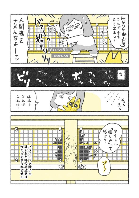 やっちゃんと障子3