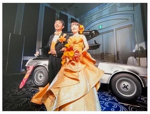 有村昆 丸岡いずみ 金ロー デロリアン 結婚式 金曜ロードショー