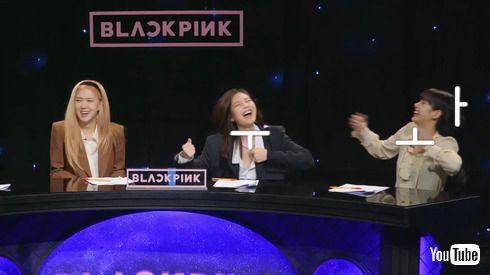 BLACKPINK ジェニ ロゼ ジス リサ リアリティー番組 YouTube
