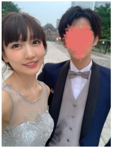 桃 結婚 ウエディング インスタ ブログ あいのり