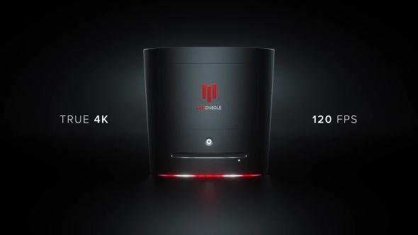 KFC ケンタッキーフライドチキン ゲーム機 KFConsole 4k 120FPS