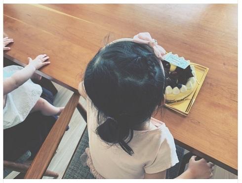 水嶋ヒロ 長女 娘 5歳 誕生日