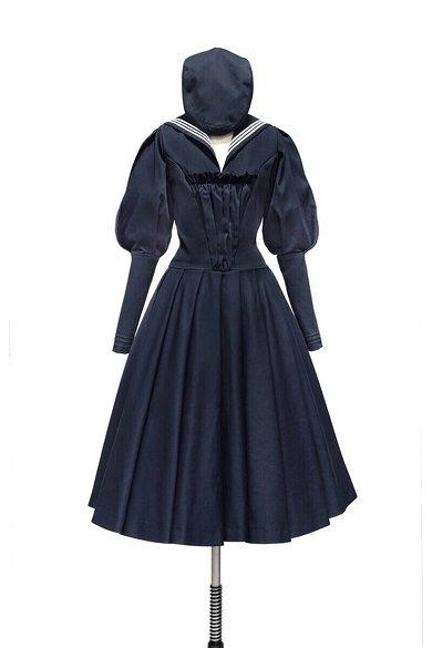 オードリーのドレス