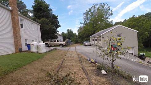 鉄道 YouTube アメリカ 保存鉄道 トロッコ