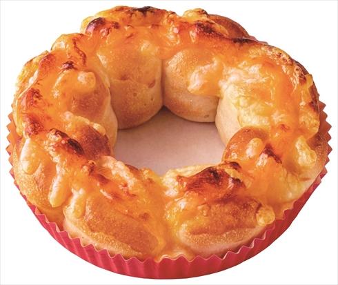 ポン・デ・ちぎりパン 3種のチーズ