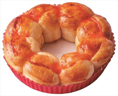 ポン・デ・ちぎりパン めんたいマヨソース
