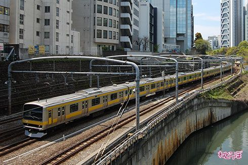 鉄道 新木場 飯田橋 京葉線 中央線 リニューアル JR東日本
