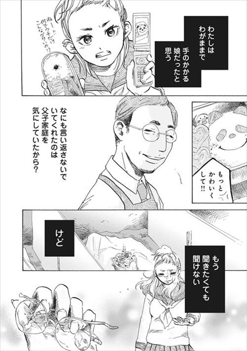創作漫画・手紙