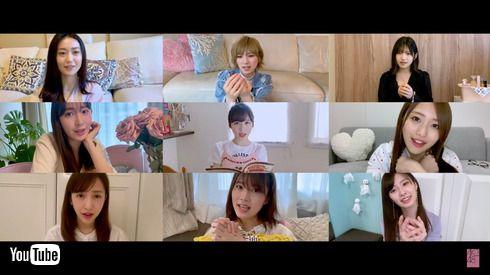 AKB48 前田敦子 大島優子 神セブン 卒業生 離れていても YouTube