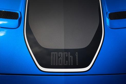 フォード「マスタング マッハ1」
