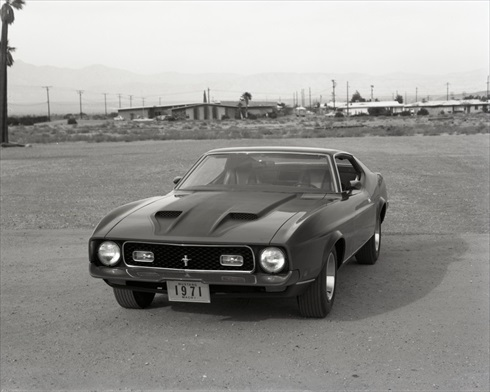 マスタング マッハ1(1971年)