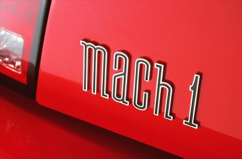 マスタング マッハ1(2003年)