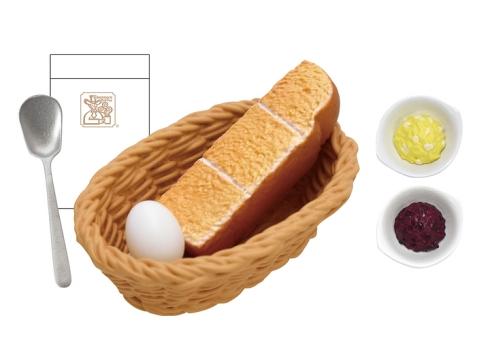 コメダ珈琲店 カフェ ミニチュア