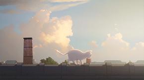 泣きたい私は猫をかぶる 泣き猫 猫モーション スタジオコロリド 横田匡史