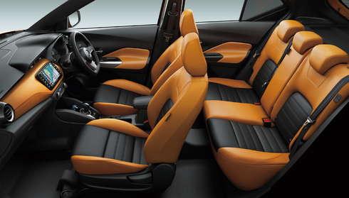 日産 SUV キックス