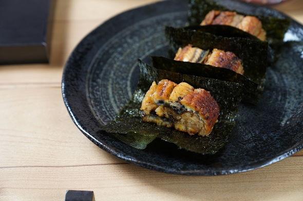 松屋フーズ 鰻バーガー すし 蒲焼き Gastroduce Japan 照寿司