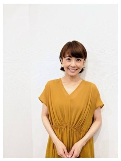 小林麻耶 あきら 夫 ショートカット パーマ