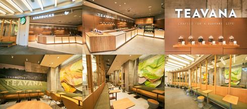 スターバックス コーヒー 六本木ヒルズメトロハット/ハリウッドプラザ店