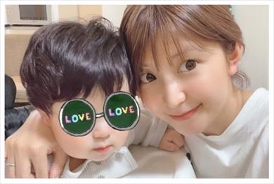 矢口真里 子ども 息子 育児 後追い ブログ モーニング娘。