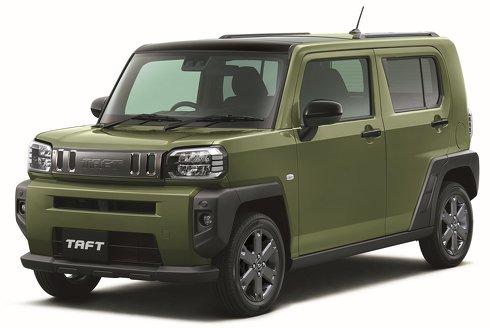 ダイハツ 軽SUV タフト