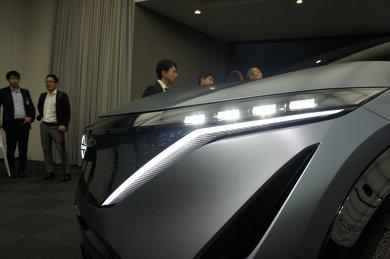 日産 新型アリア EV