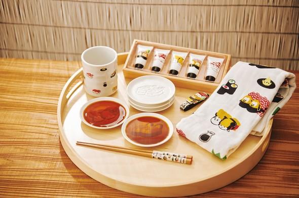 ツムツム寿司