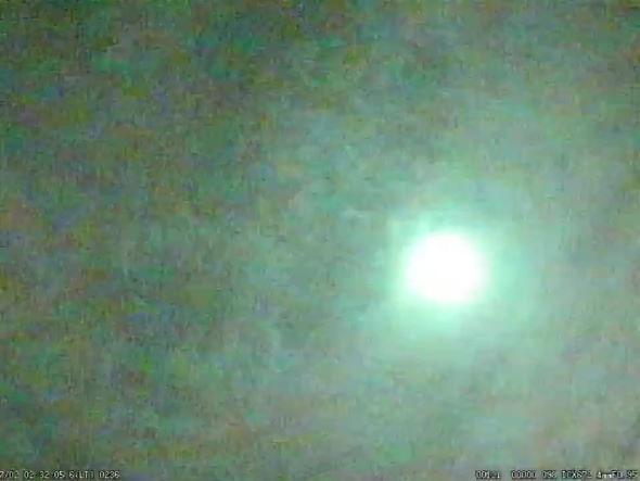 2020年7月2日 火球 隕石 上の階の人 爆発音