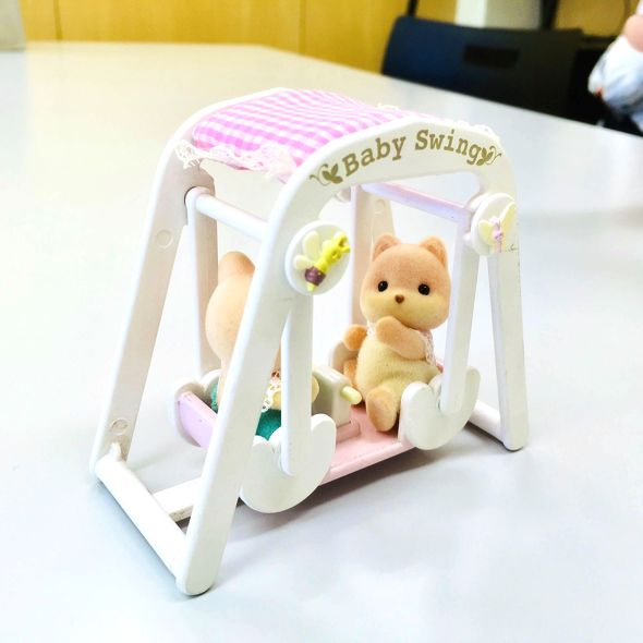 シルバニアファミリー赤ちゃん