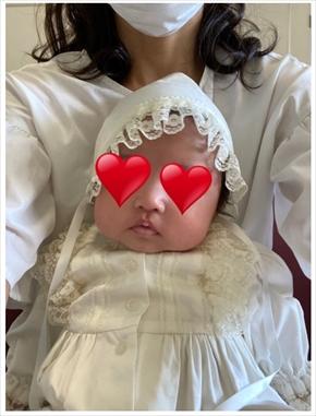 武内由紀子 特別養子縁組 娘 息子 家族 試験養育期間 お宮参り ブログ 大阪パフォーマンスドール