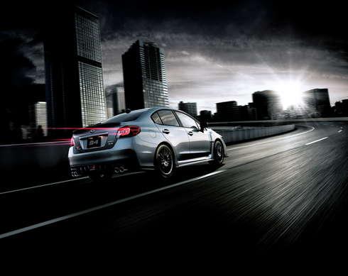 スバル WRX S4 限定車