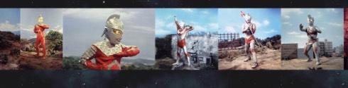 特撮のDNA ウルトラマン Genealogy