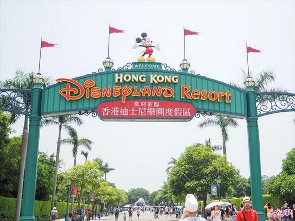 香港ディズニーランド再度休園