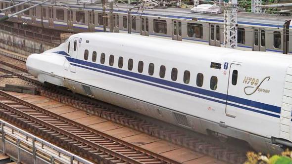のぞみ 命名 新幹線