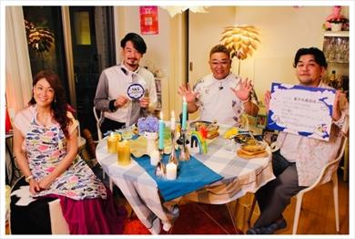 LiLiCo 純烈 小田井涼平 サンドウィッチマン サンドのお風呂いただきます 仙台 NHK ブログ