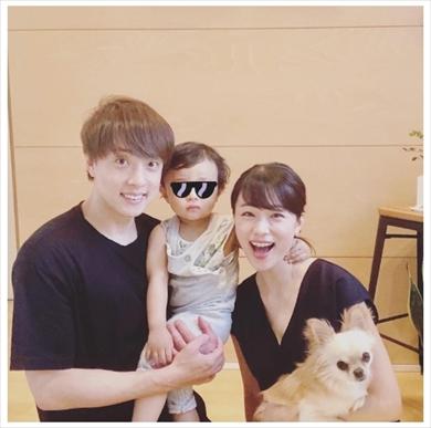 本田朋子 五十嵐圭 結婚記念日 夫婦 息子 出産 ブログ