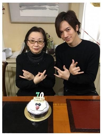 DAIGO 父 母 両親 誕生日