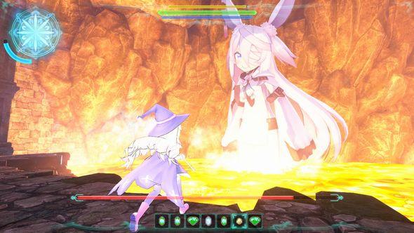 ノ リトル ベタ ウィッチ Steam:Little Witch