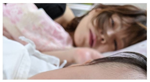 高橋真麻 夫 娘 写真 出産