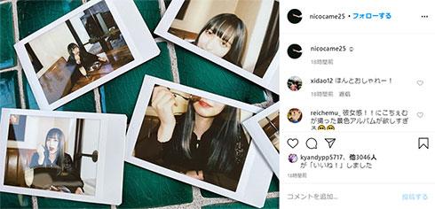 藤田ニコル モデル カメラ Instagram