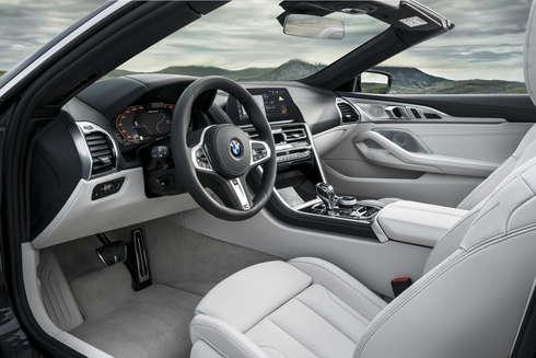 BMW 8シリーズ ゴールデンサンダー