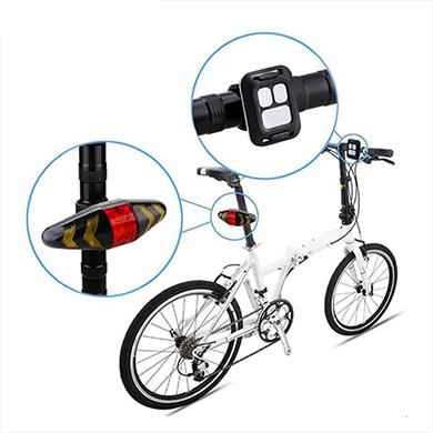 自転車用ターンランプ