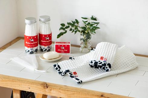 「牛乳石鹸」ギフトセット