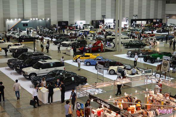オートモビルカウンシル 2020 ヘリテージカー